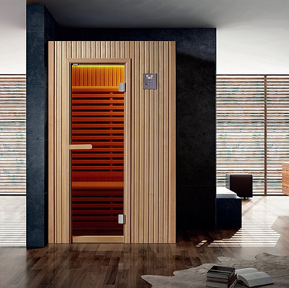 Cabine infrarouge XR89  Dimensions 1200X1050X1901