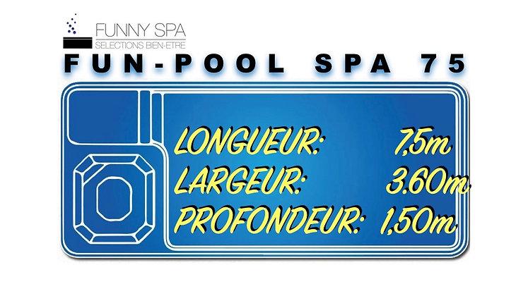 Fun-Pool SPA 75
