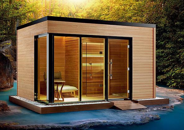 Pavillon Bien-Etre PV-108 Dimensions 399x303x265