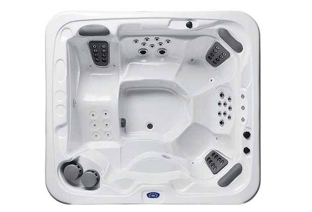 Spa Jacuzzi Fun-VF92E - 5 places - dimensions 255x231x90