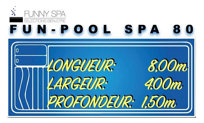 Fun-Pool SPA 80