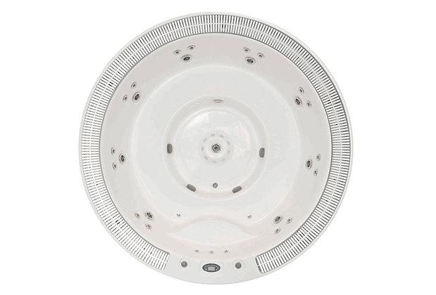 Spa Square VSP1 - 8 places - diamètre 300 hauteur 110