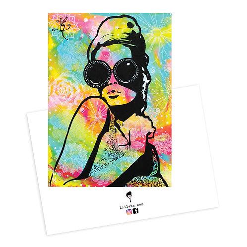 Carte postale Arty Show