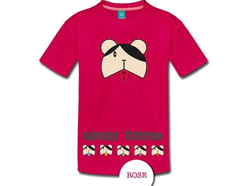 Le Tee-shirt Magicolor ROSE