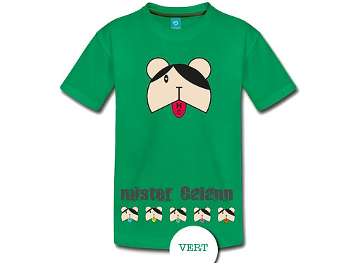 Le Tee-shirt Magicolor VERT