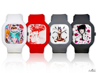 Modify Watches & Lillaka