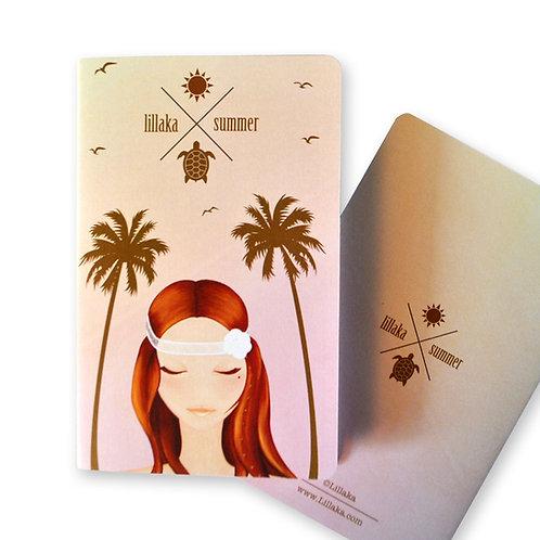 Le carnet Lillaka summer