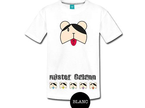 Le tee-shirt Magicolor BLANC