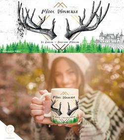 Illustration pour mug