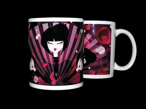 Le mug Black Tie