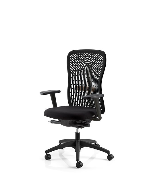 Flexa Chair Black Version