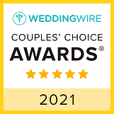 wedding wire couples choice award 2021.p