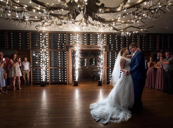 dancing wedding sparkler machine.jpg