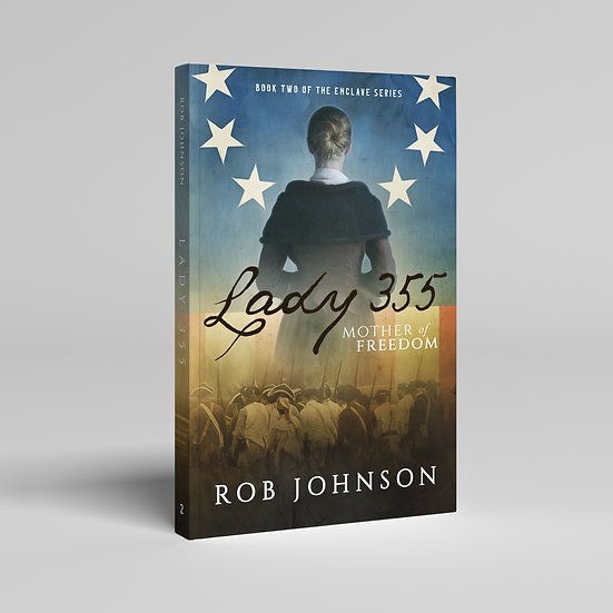 Lady 355 -- Mother of Freedom (paperback)