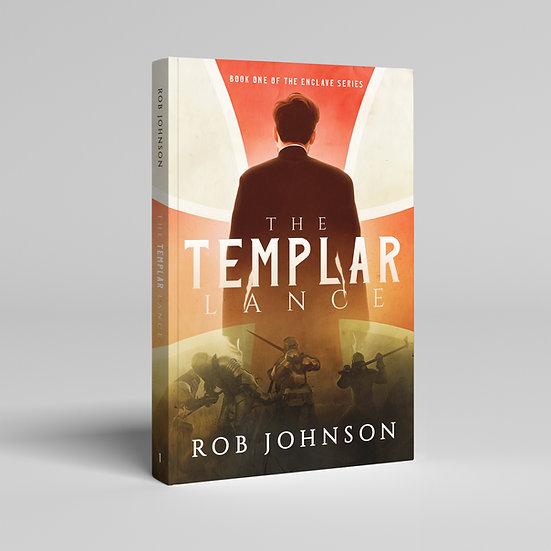 The Templar Lance (paperback)