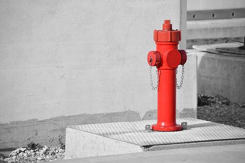 Prüfung / Wartung von Überflurhydranten in Berlin