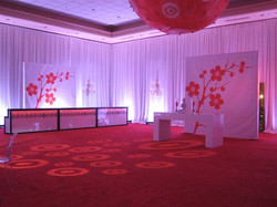 Target Bungalow Event