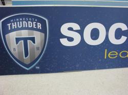 Minnesota Thunder: Field Boards