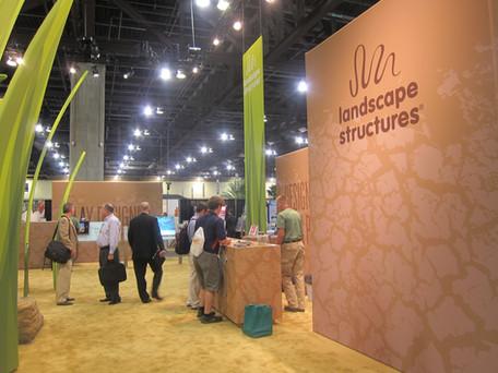 Landscape Structure Exhibit