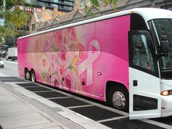 Susan Komen Bus Tour