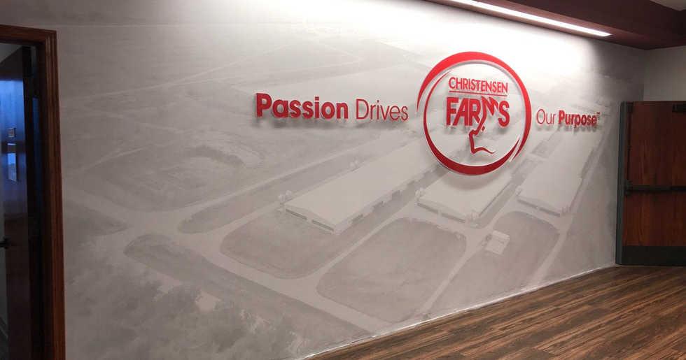 Christensen Farms: Corporate Lobby
