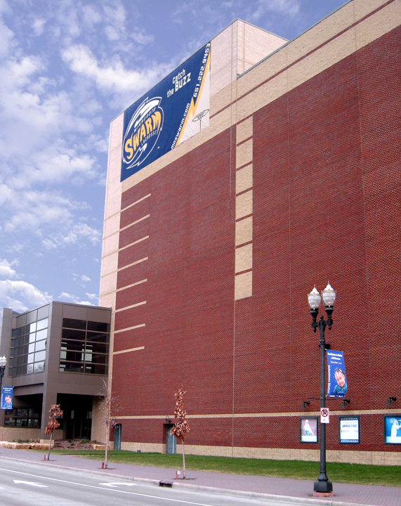 Minnesota Swarm: Xcel Arena