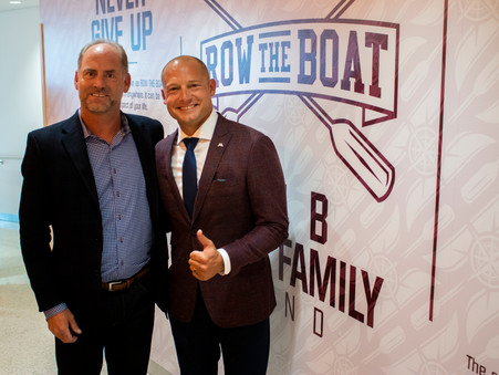 "Pictura Graphics helps spread ""Row the Boat"" Message"
