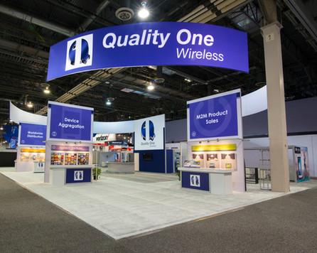 Quality One Wireless Exhibit
