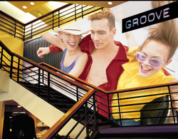 Groove Graphic
