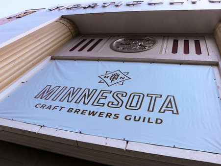 Crafted graphics for Minnesota Craft Brewers Guild