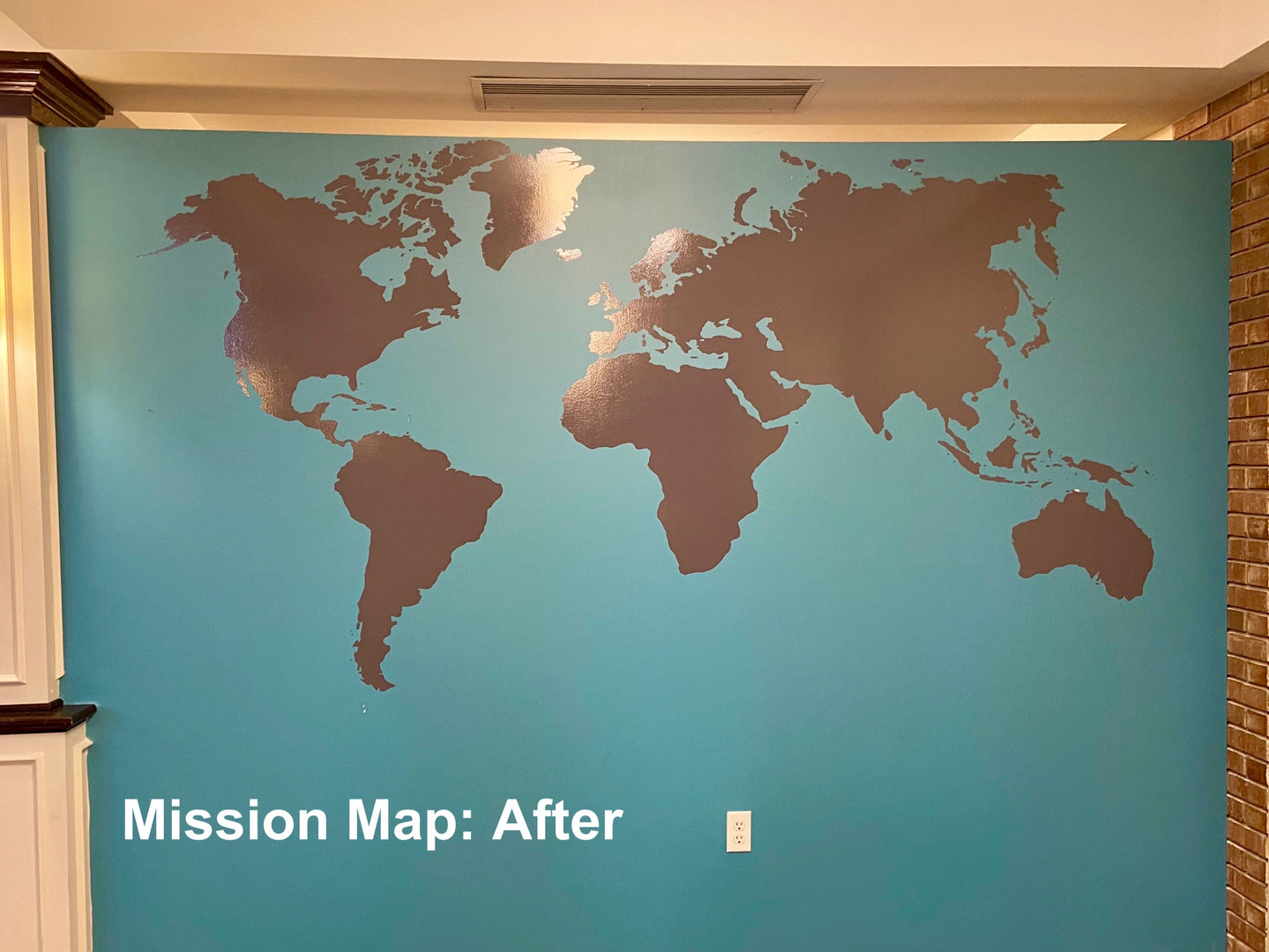 Mission Map: After