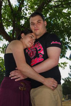 Cira y Juan
