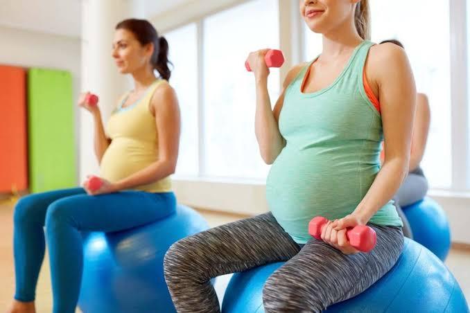 Hamilelikte Faydalı Egzersizler