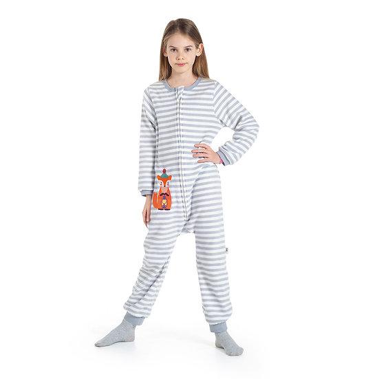Owli Kids Polar Pijama Fox