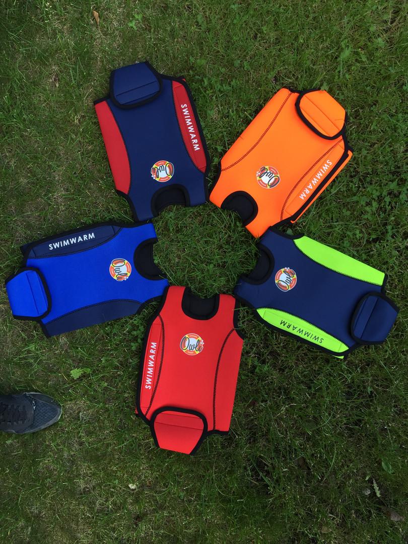 Owli Üşütmeyen Mayo Kırmızı | Mavi | Lacivert-Kırmızı | Turuncu | Lacivert-Sarı