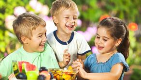3 Adımda 2-5 Yaş Grubu Beslenmesi