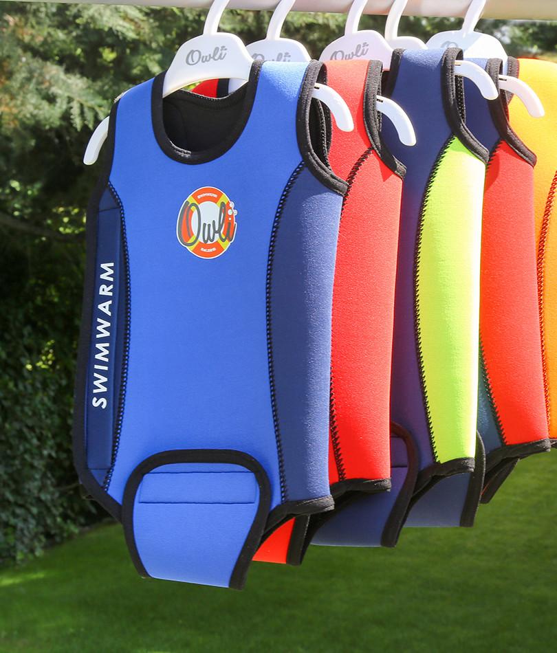 Owli Üşütmeyen Mayo Mavi | Kırmızı | Lacivert-Sarı | Lacivert-Kırmızı | Turuncu
