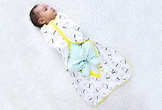 owli sleeping bag two way zipper