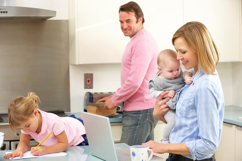 Ebeveynler İçin Zaman Yönetimi