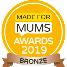 Made For Mums 2019 Bronze
