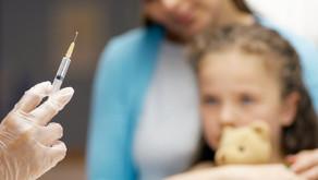 Çocuğunuzun Aşı Korkusuyla Nasıl Baş Edebilirsiniz?