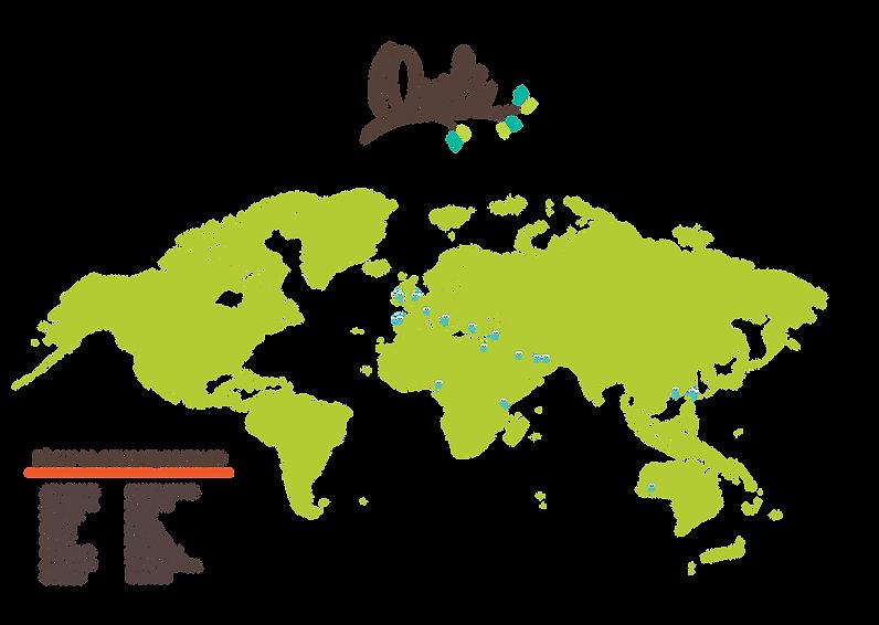 Owli Dünya'da Satış Noktaları