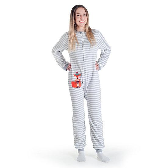 Owli Polar Pijama 14 Yaş + Fox