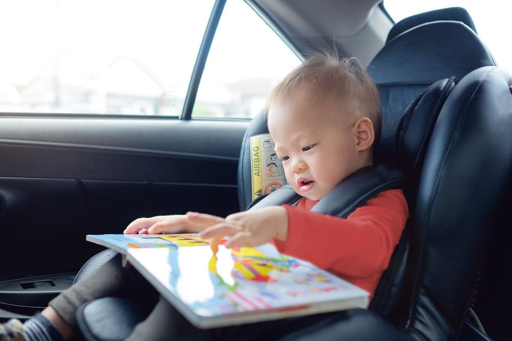 Bebeğiniz Trafikte Güvende mi?