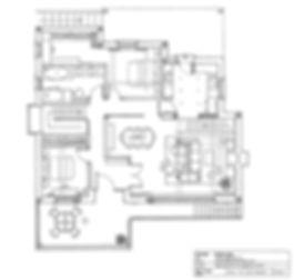 Villa - Upstairs Floorplan