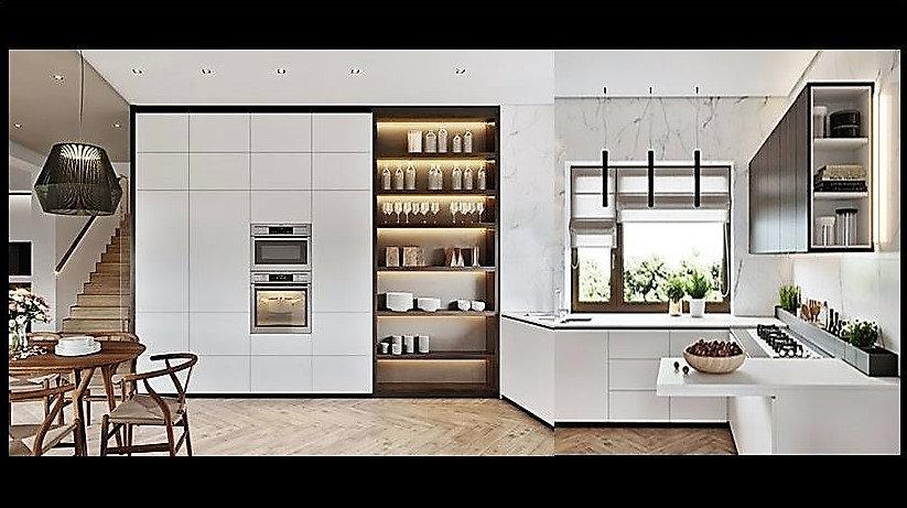 Kitchen composition
