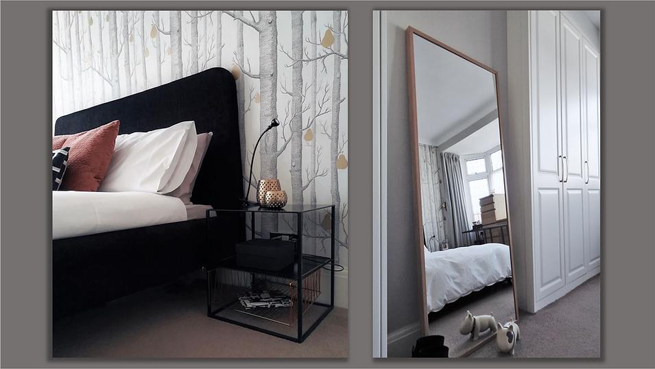 Bedroom views - Upminster Interior Design