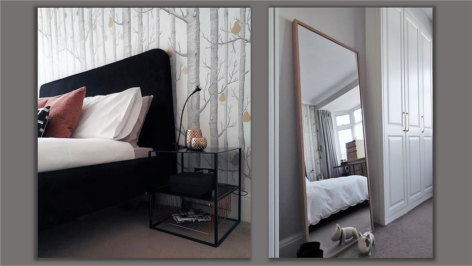 Bedroom views - Upminster Interior Design
