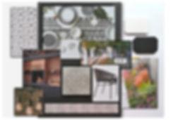 BBQ diner sample board