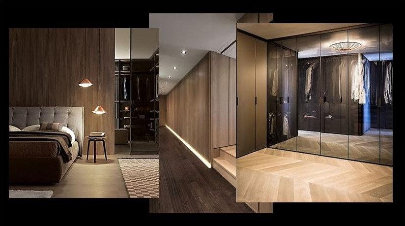 Bedroom - Dressing area